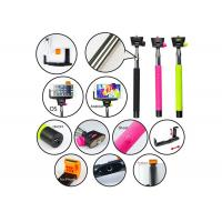 Buy cheap Extension Handheld Telescopic selfie stick Monopod with Bluetooth for Mobile product