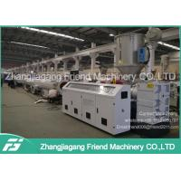 Buy cheap HDPE PVC PE Pipe Extrusion Line Large Size Automatic Control Easy Operation from wholesalers