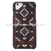 Buy cheap Wooden with pattern fashionable Phone Case For Apple Iphone 6 plus from wholesalers