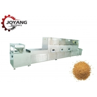 Buy cheap Fast Speed Industrial Tunnel Type Microwve Sesame Drying Sterilization Machine from wholesalers