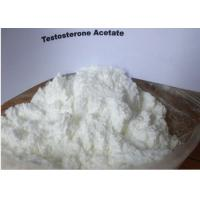 Buy cheap Fast Acting Testosterone Acetate , Testosterone Anabolic Steroids For Muscle Gain from wholesalers
