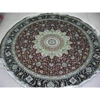 Buy cheap handknotted persian silk& cotton carpet from wholesalers