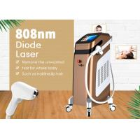 Buy cheap 808nm Diode Laser Pain Free Hair Removal Waxing Machine Spot Size 12 * 20 mm from wholesalers