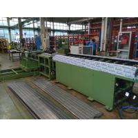 Buy cheap Industry Radiator Production Line , Radiator Tube Making Machine Long Seam Welding Unit from wholesalers