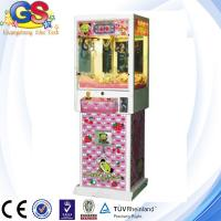 Buy cheap Mini plush toy arcade claw crane claw machine for sale,kids coin operated game machine from wholesalers