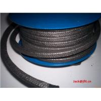 Buy cheap Graphite PTFE Gland Packing With Oil from wholesalers