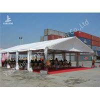 Buy cheap 10x12m Outdoor Event Tent , Dock Opening Ceremony event canopy tent from wholesalers