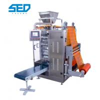 Buy cheap Food Automatic Packing Machine Vertical Type For Four Side Sealed Granule from wholesalers