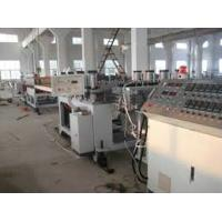 Buy cheap Anti - Corrosion / Moisture - Proof Plastic WPC Foam Sheet Extruder For Skinning Board from wholesalers