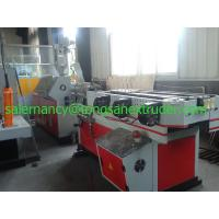 Buy cheap plastic flexible corrugated pipe making line from wholesalers