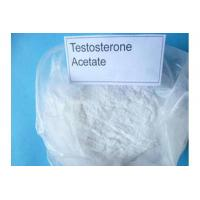 Buy cheap White Crystalline Powder Testosterone Anabolic Steroid Acetate Test Ace CAS 1045-69-8 product