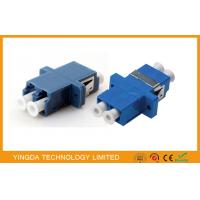 Buy cheap PBT Fiber Optic Adapter LC from wholesalers