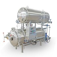Buy cheap Double Layers Sterilization Autoclave for Packaged Food & Canned Food from wholesalers