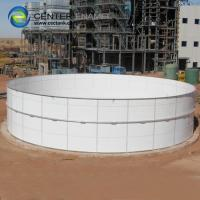 Buy cheap Glossy 20m3 Bolted Steel Fire Protection Storage Tanks from wholesalers
