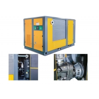 Buy cheap 90kw 25bar Oil Injected High Pressure Customized Screw Air compressor two-stage from wholesalers