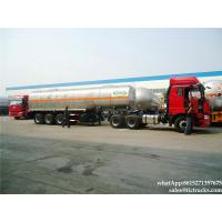 Buy cheap 45000 stainless steel fuel tank 45000L oil tank truck trailer for africa  WhatsApp:8615271357675 from wholesalers