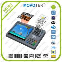 Buy cheap Movotek Android RFID POS Terminal with Bar code Scanner, RFID Reader and Thermal Printer from wholesalers