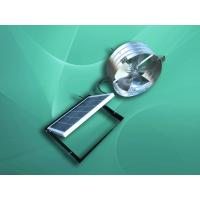 Buy cheap solar gable fan with 12 / 14 inch blade - enhanced power from wholesalers