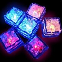 Buy cheap Glowing Ice Cube,flashing led ice cube from wholesalers