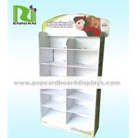 Buy cheap Pillow Custom Point Of Purchase Displays Promotion Cardboard Display Shelves from wholesalers