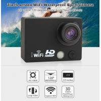 Buy cheap Full HD 1080p wifi remote 2inch screen cheap loop recording action camera from wholesalers