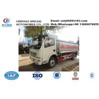 Buy cheap HOT SALE!customized Dongfeng duolika 6,000Liters-8,000Liters fuel tank truck Factory sale best price dongfeng refueler from wholesalers