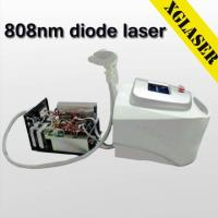 Buy cheap 808 Diode Laser Beauty Salon Hair Removal , Color Tattoo Removal Machine(CE APPROVE) product