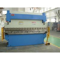 Buy cheap Press Brake Dies WC67K Hydraulic Sheet Metal Press Brake Bending 2 Axes Control from wholesalers