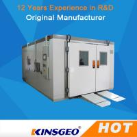 Buy cheap Professional Battery Battery Testing Machine Rapid Temperature Change Room from wholesalers