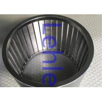 Buy cheap Stainless Steel 316L Vee Wire Screen , Wedge Wire Filter For Horizontal Sand Mill from wholesalers