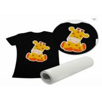 Buy cheap 65gsm/80gsm Matte Hot/Cold Peel Sublimation Heat Transfer Release Paper/Heat Transfer Printing Paper In Rolls And Sheets from wholesalers