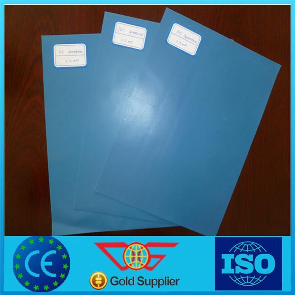 Pvc Waterproof Membrane Sheet Pond Liner Thickness