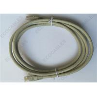 Buy cheap Custom Network Signal Cable STP Cat5e With RJ45 8P8C Used For Computer from wholesalers