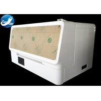 Buy cheap White Large Vacuum Forming Plastic Shell Smooth Surface  For Machine Protect Cover from wholesalers