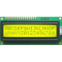 Buy cheap Supply 16x2 Character LCD Module for Meter/Test Equipment/Measurement Instruments from wholesalers