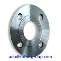 Buy cheap ASME B16.5 4'' 600lb Forged Blind Flange sch40 Slip On Flanges product