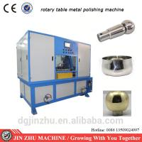 Buy cheap 3000W Automatic Polishing Machine With 2000*1200*1500mm Rotary Table from wholesalers