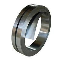 Buy cheap Edge Treatment Thin Stainless Steel Strips 2b / Ba Surface 0.2mm - 150mm Thickness from wholesalers
