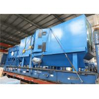 Buy cheap Metal Sheet Auto Shot Blasting Machine With 10 Pieces Impeller Head from wholesalers