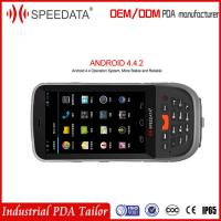 Buy cheap GPRS Wireless Fingerprint Reader Handheld PDA Devices Bluetooth 4G Sim Card from wholesalers