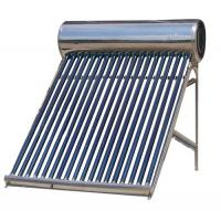 Buy cheap Low Pressure Solar water heater from wholesalers