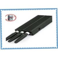 Buy cheap Portable Mobile Signal Jammer with Effective Shielding Radius of 15m, 3 to 4-hour Charging from wholesalers