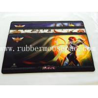 Buy cheap Anti-Slip personalised mouse mats Yugioh Gladiator Beast Mix from wholesalers