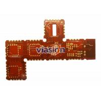 Buy cheap Double-Sided 1OZ Copper Thickness Flex Circuit FPCB For Cables , Blank Circuit Board from wholesalers