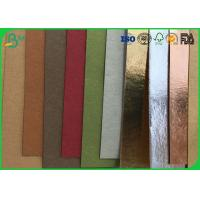 Buy cheap Natural Cellulose Pulp Tear Proof  Washable Kraft Paper For Making Shoes from wholesalers