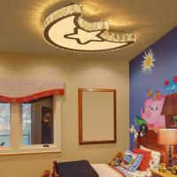 Buy cheap Children Bedroom Kids room Design Crystal ceiling lights for living room (WH-CA-47) from wholesalers