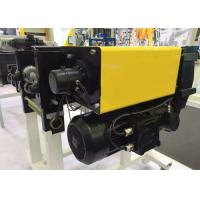 Buy cheap SHA 3t high work duty low headroom electric hoist for Warehouse and factory from wholesalers