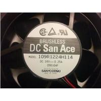 Buy cheap SANYO DENKY DC SAN ACE DC 24V 0.25A 109R1224H114 BRUSHLESS MINILAB FUJI from wholesalers
