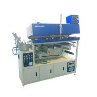 Buy cheap 220V/50Hz 5KW Metal Water Based Hot Melt Adhesive Coating Machine For Wood / Plastic / Metal Materials product