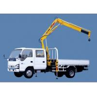 Buy cheap Structure Knuckle Boom Truck Mounted Crane, 5.5m Max Reach Height from wholesalers